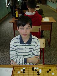 Детское спортивное Го. Сергеев Илья