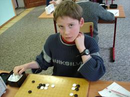 Детское спортивное Го. Чупраков Илья