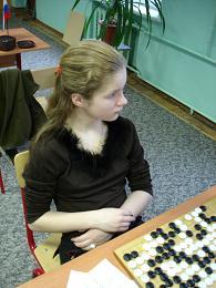 Детское спортивное Го. Наташа Фокина