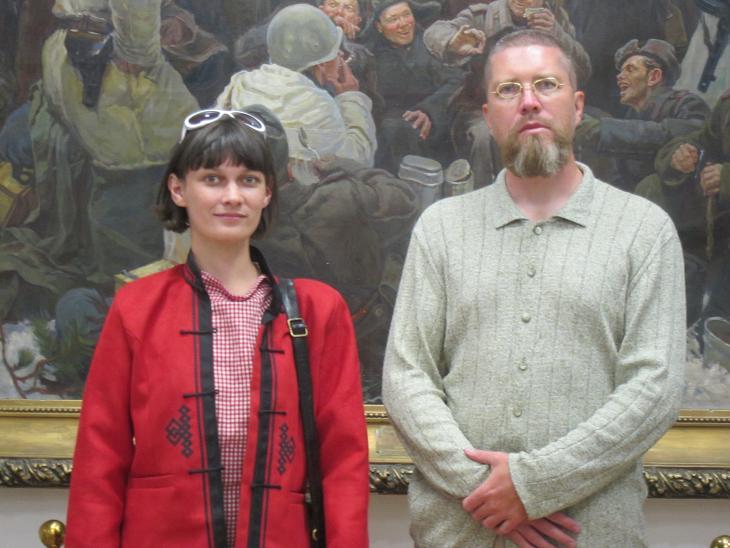 Музей Г.К. Жукова в Улан-Баторе