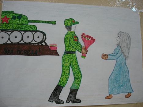 Рисунки детей - это тоже фотографии. Только возможно еще более реальные, выставка рисунков детского лагеря Приозерный