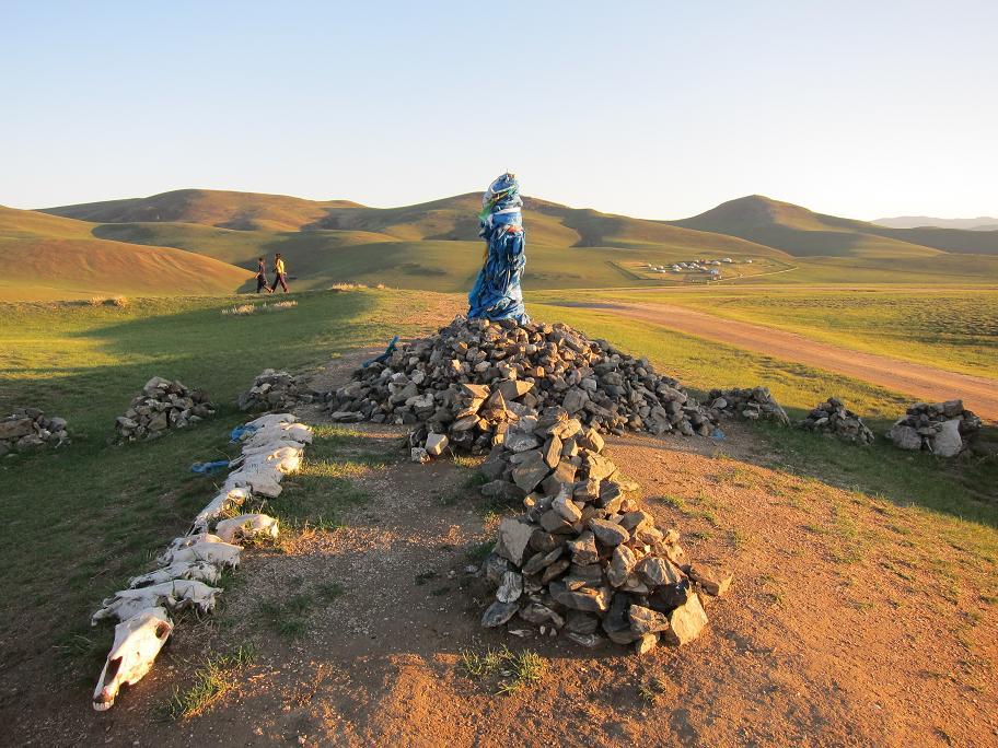Последний город Чингиз-Хана