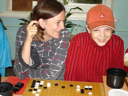 Konishi-2005 Всероссийский го-конгресс, Фестиваль Клубного Го Точка Роста