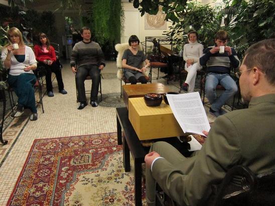 курс лекций, посвящённый инструментам Русской школы Го и Стратегии