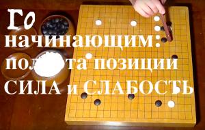 игра Го для начинающих: принципы Го